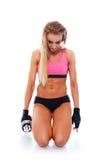 Sport woman Royalty Free Stock Photo
