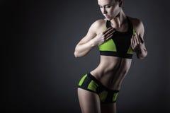 Sport woman Stock Photography