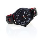 Sport wristwatch Royalty Free Stock Image