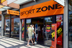 Sport Zone Royalty Free Stock Images
