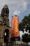 SPORTA billboard Z BERLIN 2018 SPORTOWYM - EC Obrazy Stock