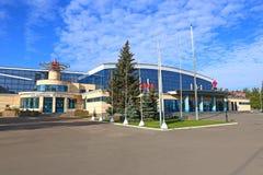 Sporta pałac lodu arena w Kazan Obraz Royalty Free