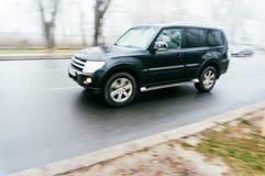 Sporta pojazd użytkowy Zdjęcie Royalty Free