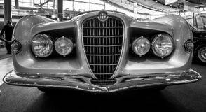 Sporta samochód Alfa Romeo 1900C Sprint Supergioiello Ghia, 1953 Fotografia Stock