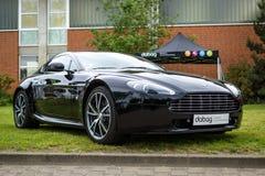Sporta samochód Aston Martin Korzystny, 2010 Obrazy Stock