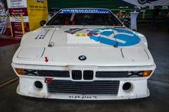 Sporta samochód BMW M1 E26 Zdjęcia Royalty Free