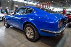 Sporta samochód Datsun 260Z Nissan S30, 1976 Zdjęcia Royalty Free