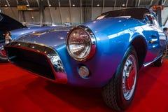 Sporta samochód Fiat 1500 GT Ghia, 1964 Fotografia Royalty Free