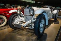 Sporta samochód Mercedes-Benz 27/170/225 PS SSK Zdjęcia Royalty Free