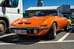 Sporta samochód Opel GT Obrazy Stock