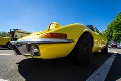 Sporta samochód Opel GT Obraz Stock
