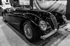 Sporta samochodu Jaguar XK120 SE OTS ` Barris `, 1954 Obrazy Royalty Free