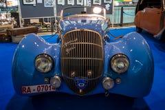 Sporta samochodu Peugeot 402 Darl ` maty Specjalny sport Terenówka, 1937 fotografia stock