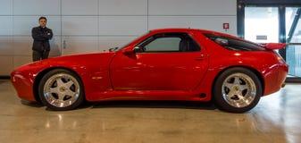Sporta samochodu Porsche 928 S4 Strosek projekt Obrazy Royalty Free