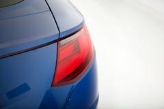 Sporta samochodu tylni światła szczegółu strzał Obraz Royalty Free