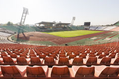 Sporta stadium Fotografia Stock