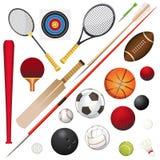 Sporta wyposażenie Zdjęcie Royalty Free
