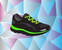 Sporta but z pięknym tłem Fotografia Stock