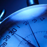 sporta zegar Zdjęcie Royalty Free