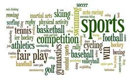 Sportar Arkivbild