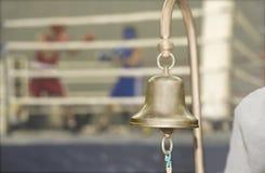 Sportar. Boxas. royaltyfria bilder