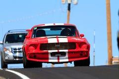 sportar för bilrace Royaltyfri Bild