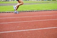 sportar för jordningsrunning royaltyfri fotografi