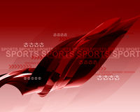 sportar idea001 Arkivbild