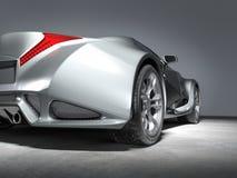 Sportauto stock abbildung