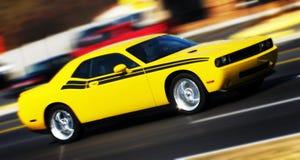 Sportauto Lizenzfreies Stockfoto