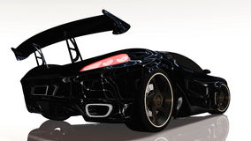 Sportauto Lizenzfreie Stockbilder