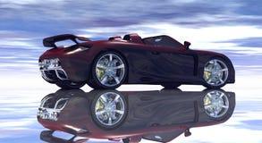 Sportauto Stockfotografie