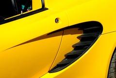 Sportauto Stockbild