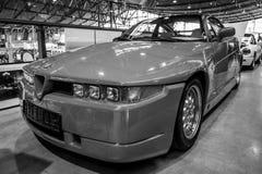 Sportauto Alfa Romeo SZ Sprint Zagato oder ES-30, 1991 Lizenzfreies Stockfoto