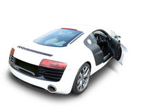 Sportauto Audis R8 Lizenzfreie Stockfotos