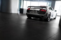 Sportauto für Verkauf Stockfotos