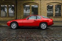 Sportauto Porsche 924 Targa, 1977 Stockfotos