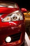 Sportautodetail stockbild