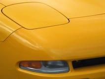 Sportautolampe und -schauzeichen lizenzfreie stockfotos