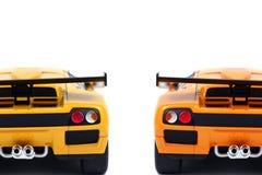 Sportautos Stockfoto