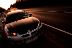 Sportautos Stockfotografie