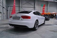 Sportback di Audi A5 Fotografie Stock Libere da Diritti