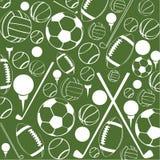 Sportbakgrund Arkivbild
