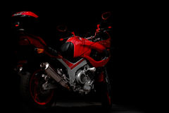 Sportbike Royalty Free Stock Images