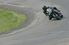 sportbike corning Стоковые Изображения