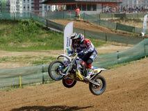 Sportbike enduro sidecar motocross wiecu bie?na rywalizacja zdjęcie royalty free