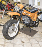 Sportbike IZH Trial Stock Image
