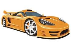 Sportbil Royaltyfri Bild