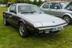 Sportbil Bertone X1/9 (Fiat X1/9) Royaltyfri Bild