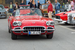 Sportbil Chevrolet Corvette (C1) Royaltyfri Bild
